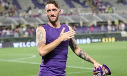 """Gonzalo a Badelj: """"Fenomeno in campo e fuori. Grazie per quello che hai fatto per la Fiorentina"""""""