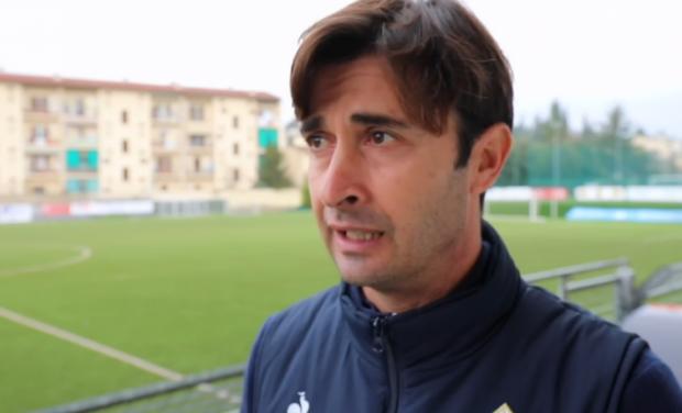 """Primavera, domani arriva l'Inter. Bigica: """"Ho tanti ragazzi nuovi, la difesa deve crescere"""""""