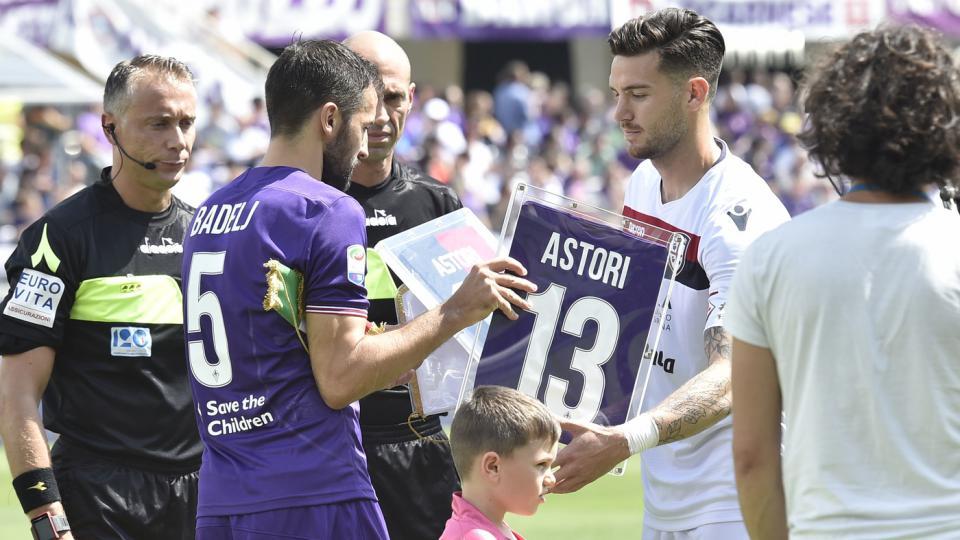 Famiglia Astori invitata per Fiorentina-Cagliari. E Salica vola in Sardegna…