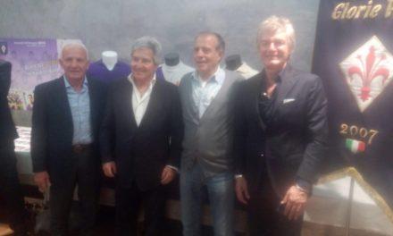"""Festa a Coverciano per i 75 anni di Picchio De Sisti: """"Non esiste più il mio calcio"""""""