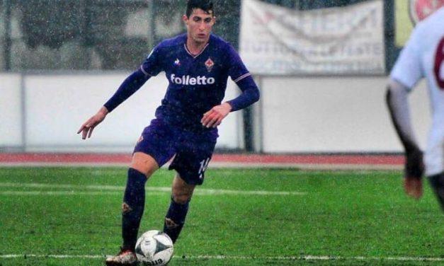"""Meli: """"Sono alla Fiorentina da 11 anni, sogno di diventare come Antognoni"""""""