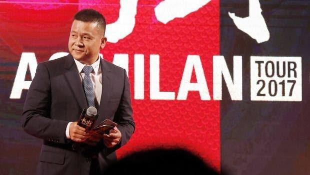 Yonghong Li non ha versato i 32 milioni dell'aumento di capitale del Milan. Adesso…