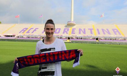 Ufficiale: Heleen Jaques è una nuova calciatrice della Fiorentina Women's