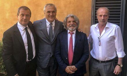 Ufficiale: Walter Sabatini è il nuovo responsabile dell'area tecnica della Sampdoria