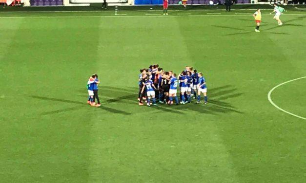 L'Italia femminile ai mondiali: a Firenze schiacciato il Portogallo 3-0
