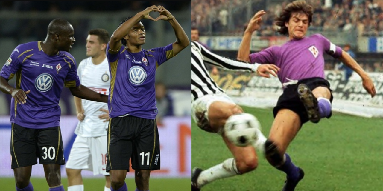 divisa Fiorentina nuova