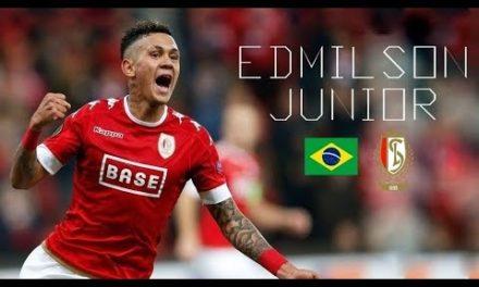La scheda tecnica di Edmilson Jr, esterno brasiliano dello Standard Liegi