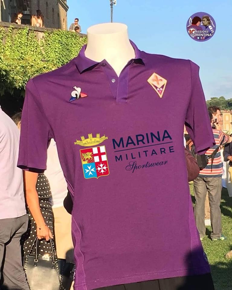 abbigliamento Fiorentina nuova