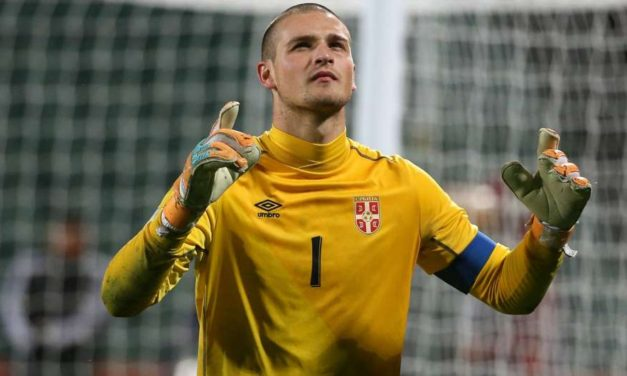 Dalla Serbia: Fiorentina su Rajkovic, giovane portiere della nazionale e del Maccabi Tel Aviv