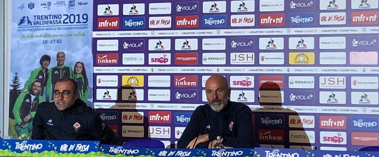 """Pioli: """"L'obiettivo è migliorare il risultato dello scorso anno, ma la squadra è ancora incompleta"""""""