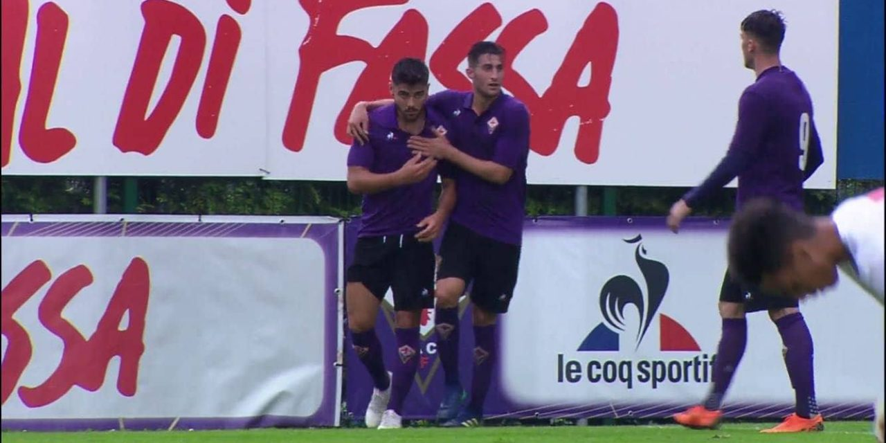 (VIDEO): Gli highlights di Fiorentina-Real Vicenza 11-0