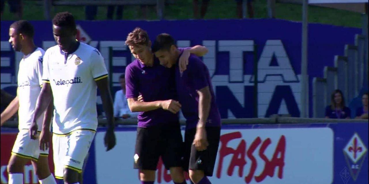 (VIDEO): Gli highlights di Fiorentina-Hellas Verona 2-1