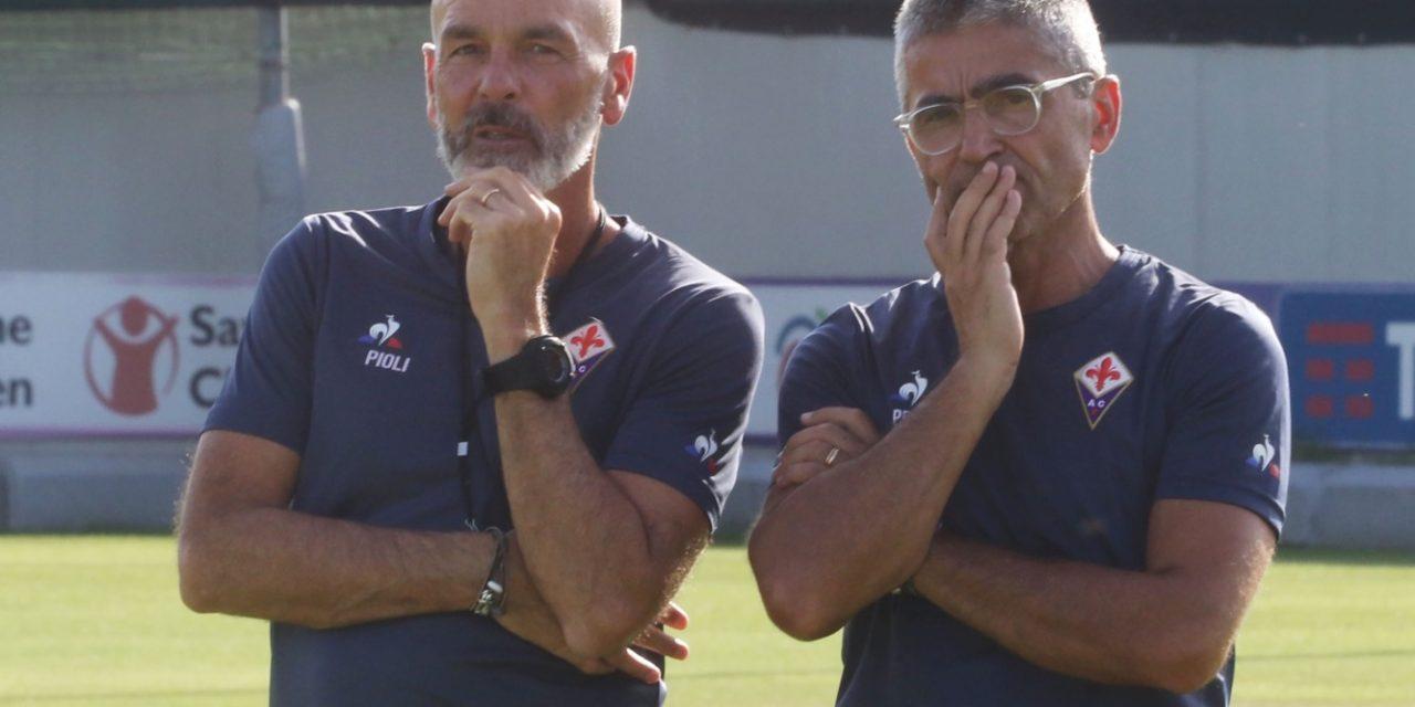 """Pioli: """"Si puo subire un gol ma non smettere di giocare. Siamo pronti per la Sampdoria"""""""