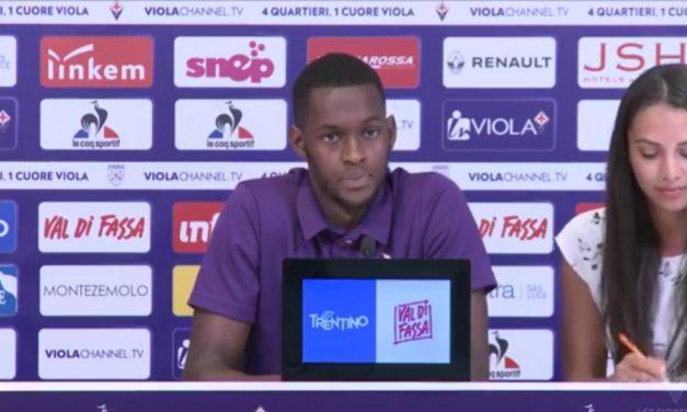 """Edimilson: """"Sono una mezz'ala di centrocampo. Alla Fiorentina per restarci, obiettivo Europa League"""""""