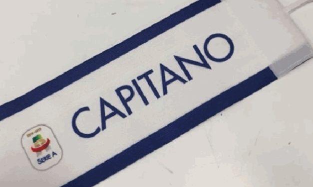 """La Fiorentina """"saluta"""" la fascia da capitano di Astori. Da oggi in Serie A come la Premier League"""