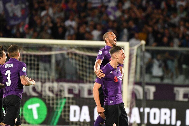 """Milenkovic: """"A Napoli per fare la nostra gara tenendo palla. Vogliamo proseguire nel momento di forma"""""""