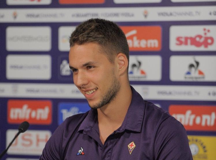 """Pjaca su Twitter: """"Felice di essere alla Fiorentina. Darò tutto me stesso"""""""