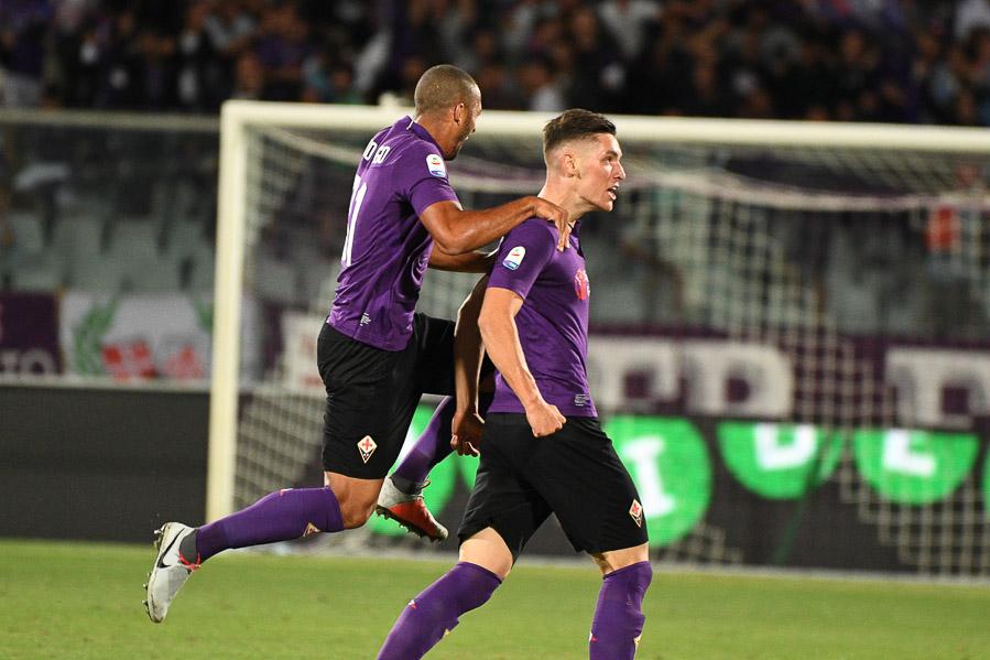 Fiorentina, Pioli detta la linea