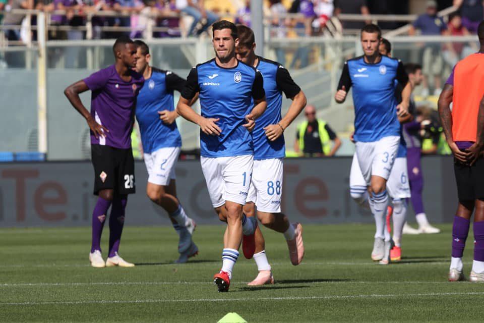 La Fiorentina arranca ma tiene botta contro il pressing dell'Atalanta, Benassi fuori per infortunio