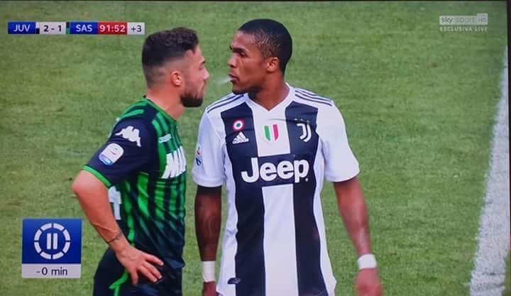 """Di Francesco: """"Nessuna frase razzista a Douglas, devo morire adesso se l'ho detta. Quello che è successo…"""""""
