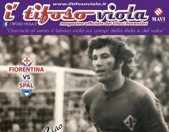 """Prima di Fiorentina-Spal leggi gratuitamente """"Il tifoso viola"""". Tanti i contenuti ed anche un po' di Labaroviola…"""