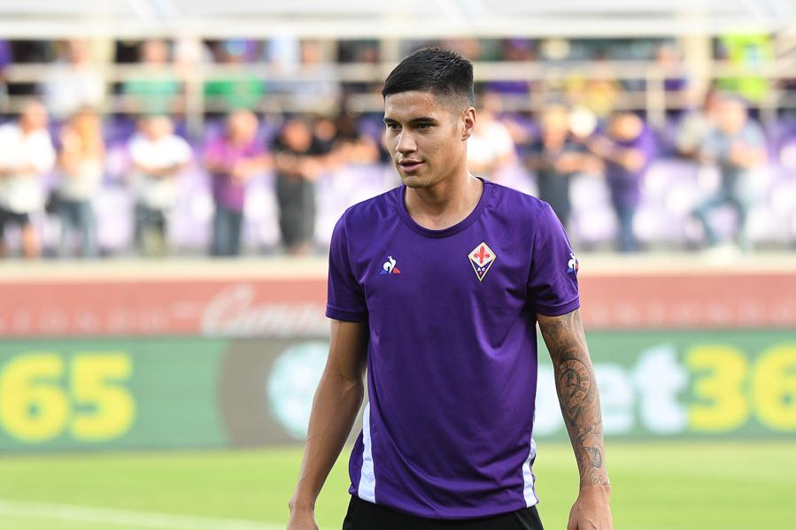 Seconda Maglia Fiorentina KEVIN DIKS