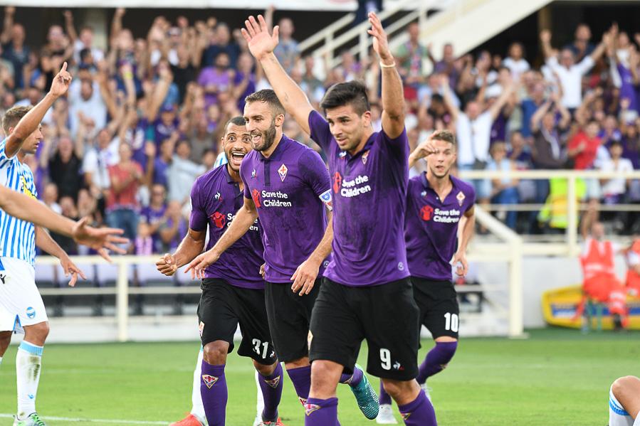 Come è cambiata la Fiorentina, difesa insuperabile, attacco fantasia, Mentre a centrocampo…