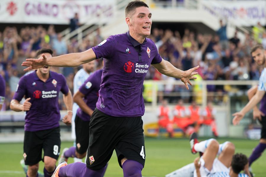 """Milenkovic: """"Io uomo mercato? Non ci penso, contento di vestire la maglia viola. Sul rinnovo…"""""""