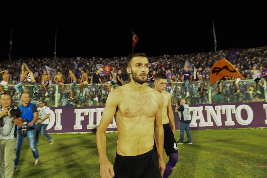 """Pezzella: """"L'Inter ha fatto un solo tiro in porta. Siamo giovani ma meritiamo rispetto"""""""