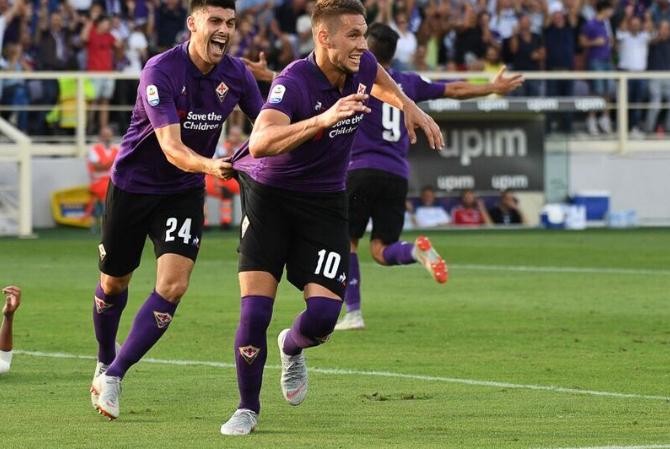 """Pjaca: """"Partiti bene, felice per il gol. Qua c'è un pubblico incredibile"""""""