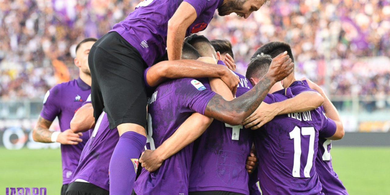 (VIDEO): I gol di Fiorentina-Spal con audio stadio. Bellissimi i boati del Franchi
