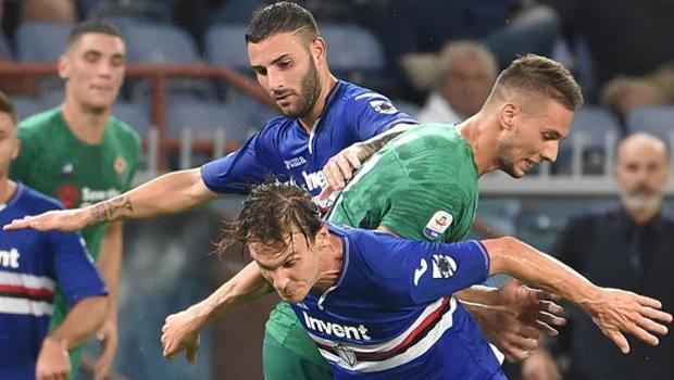 Il Corriere Fiorentino titola: pari per la Fiorentina verde speranza