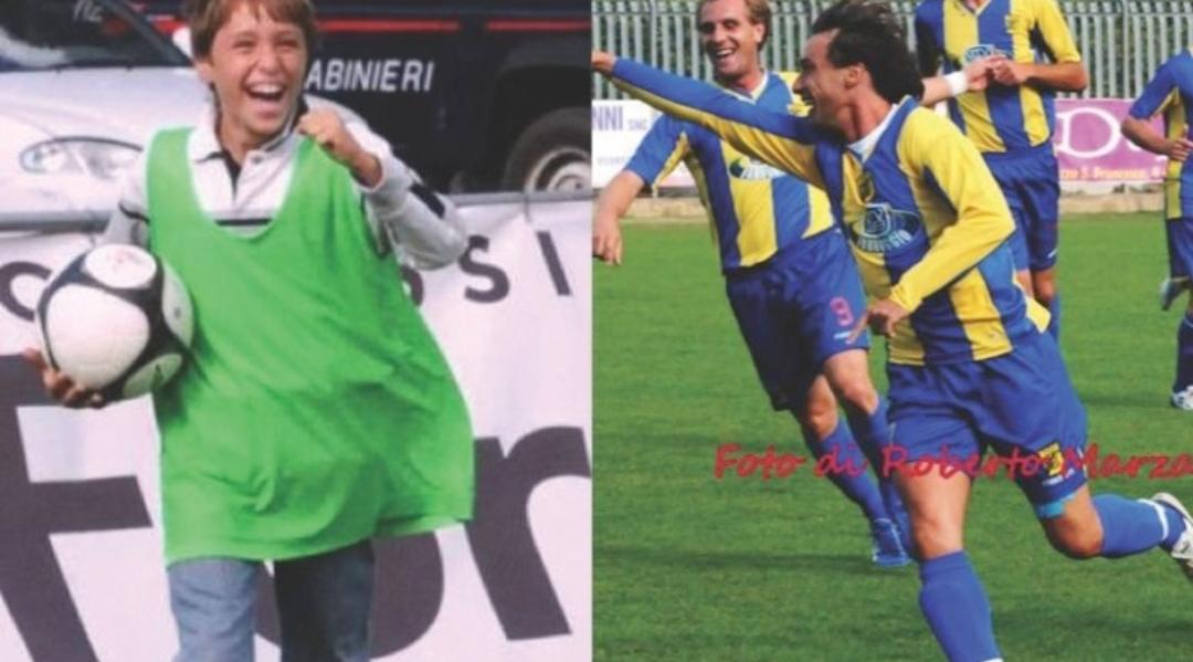Enrico Chiesa e l'abbraccio a bordo campo al raccattapalle Federico, accadeva nel 2008