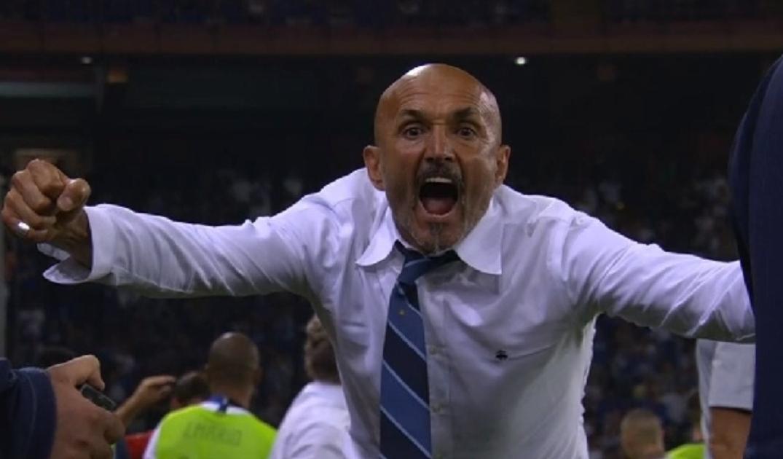 Spalletti squalificato per una giornata, non sarà in panchina contro la Fiorentina. Il motivo