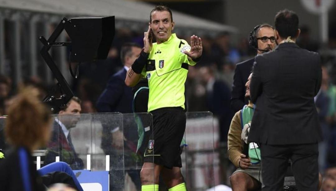 Gazzetta, severo ma giusto rigore all'Inter, Asamoah da rosso, rigore su Chiesa