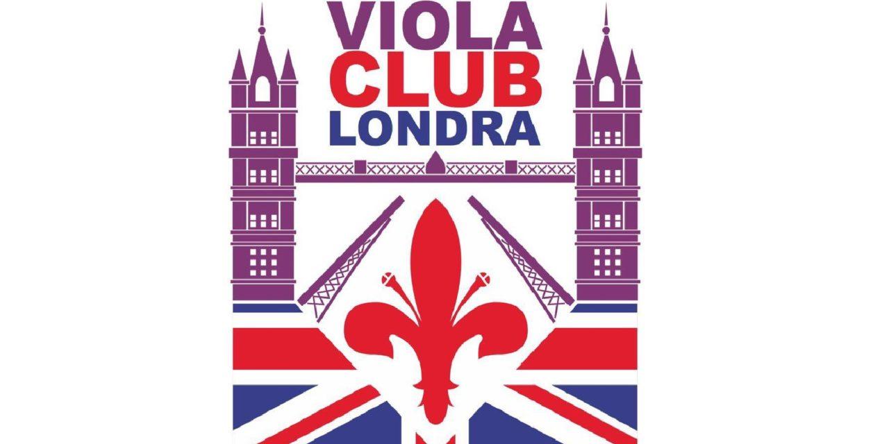 """Viola club Londra: """"Qui ci sono 22 stadi, ma noi seguiamo la Fiorentina rintanati in un ristorante. E quella volta contro la Roma…"""""""