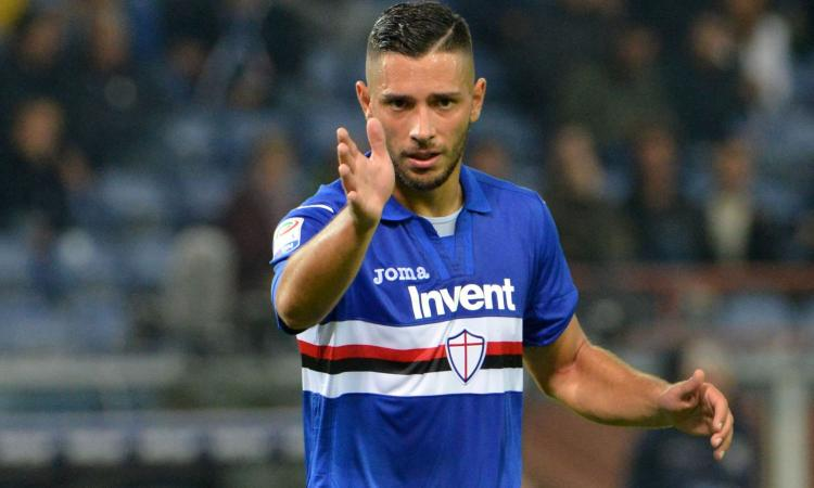 Pareggio Sampdoria, a segno Caprari con un tiro sul secondo palo