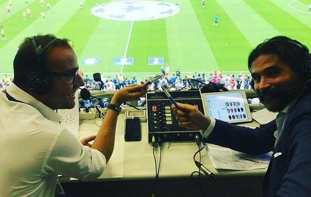 (VIDEO) Sky, Trevisani ed Adani in versione tifosi Inter. Pioggia di polemiche e disdette