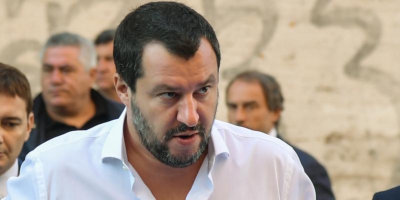 """Salvini a La Nazione: """"Dopo il centro sportivo, Nardella rischia di farsi portare via pure lo stadio"""""""