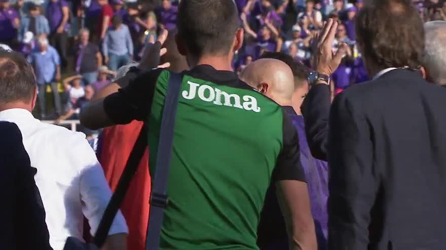 Fiorentina-Atalanta, bufera per il rigore di Chiesa: Pioli e Gasperini vengono divisi