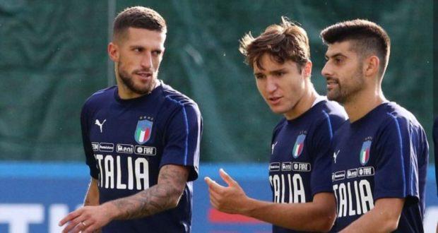 Corriere dello Sport, Benassi, Chiesa e Biraghi saranno convocati ancora da Roberto Mancini per la nazionale