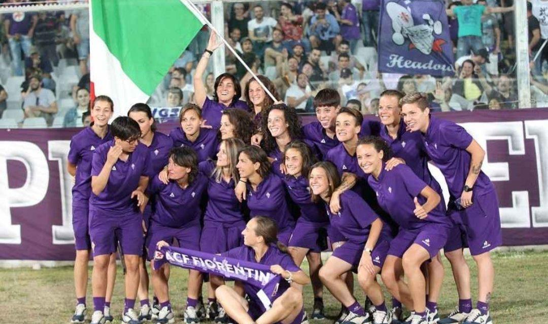 VIDEO, La Fiorentina Women's batte la Juventus, la supercoppa italiana è viola. Mauro gol