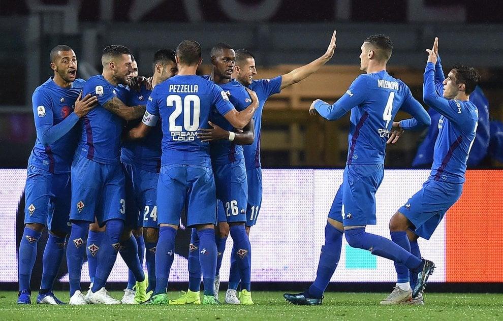 A Reggio Emilia con la maglia azzurra, si cambia rispetto allo scorso anno contro il Sassuolo