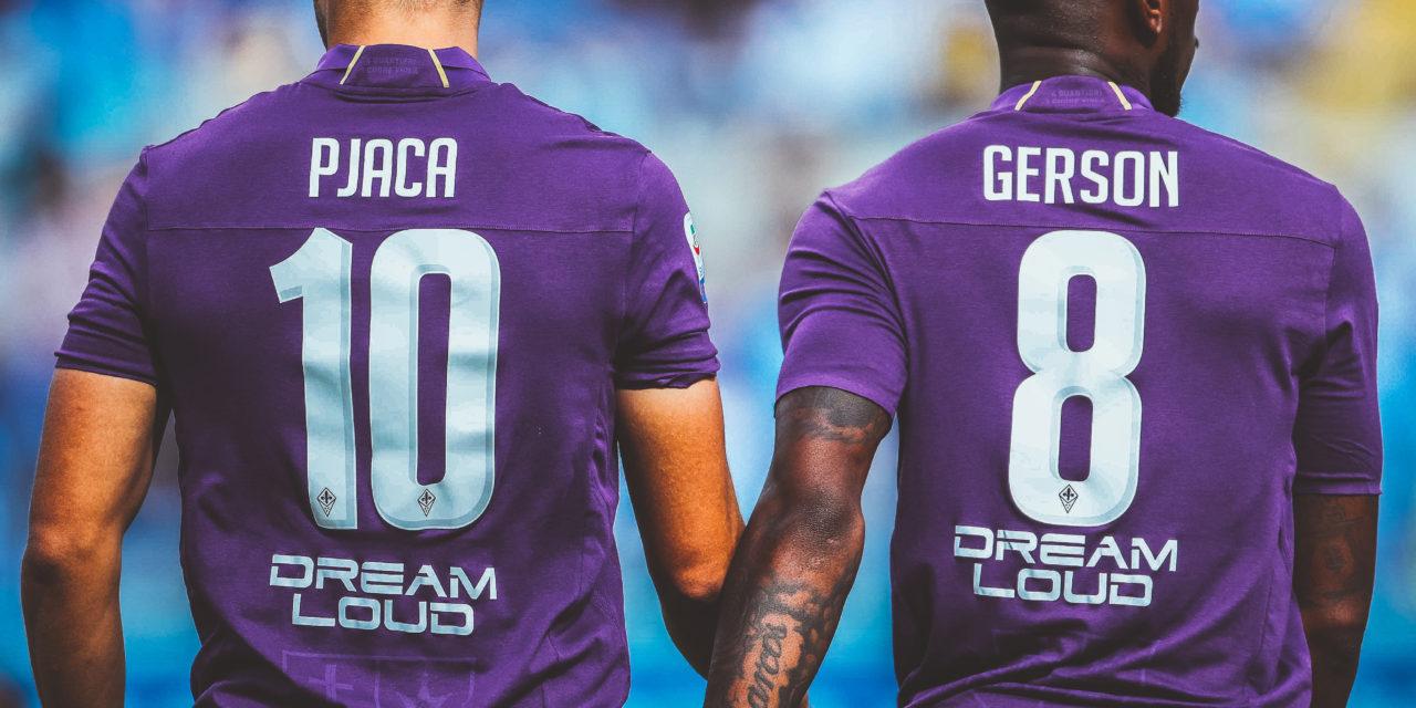 Dream Loud è il nuovo sponsor sul retro della maglia della Fiorentina. Ecco chi sono
