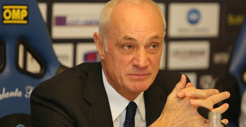 """Percassi: """"Se il Var non viene usato meglio lasciar perdere. Nettamente più forti della Fiorentina"""""""