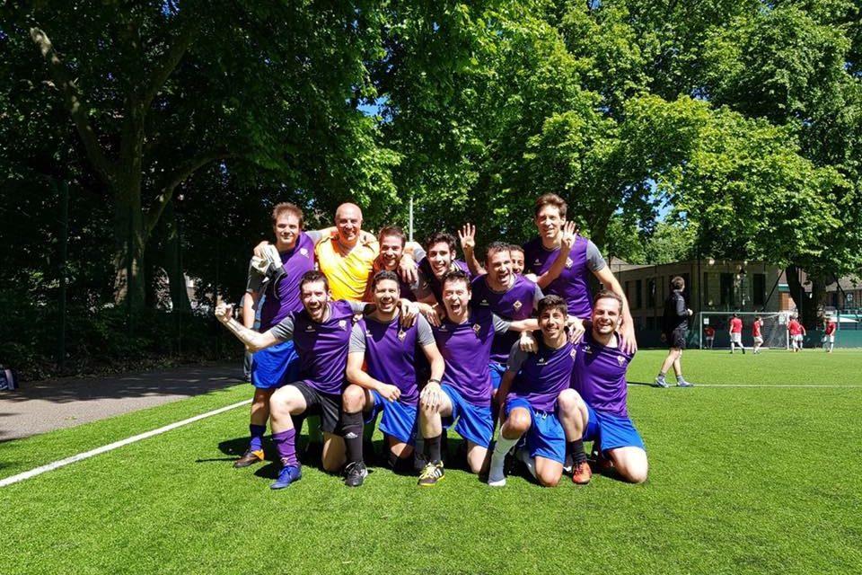 Viola club Londra: storia del torneo tra tifoserie, a breve si riparte ma quel 4-0 alla Juventus…