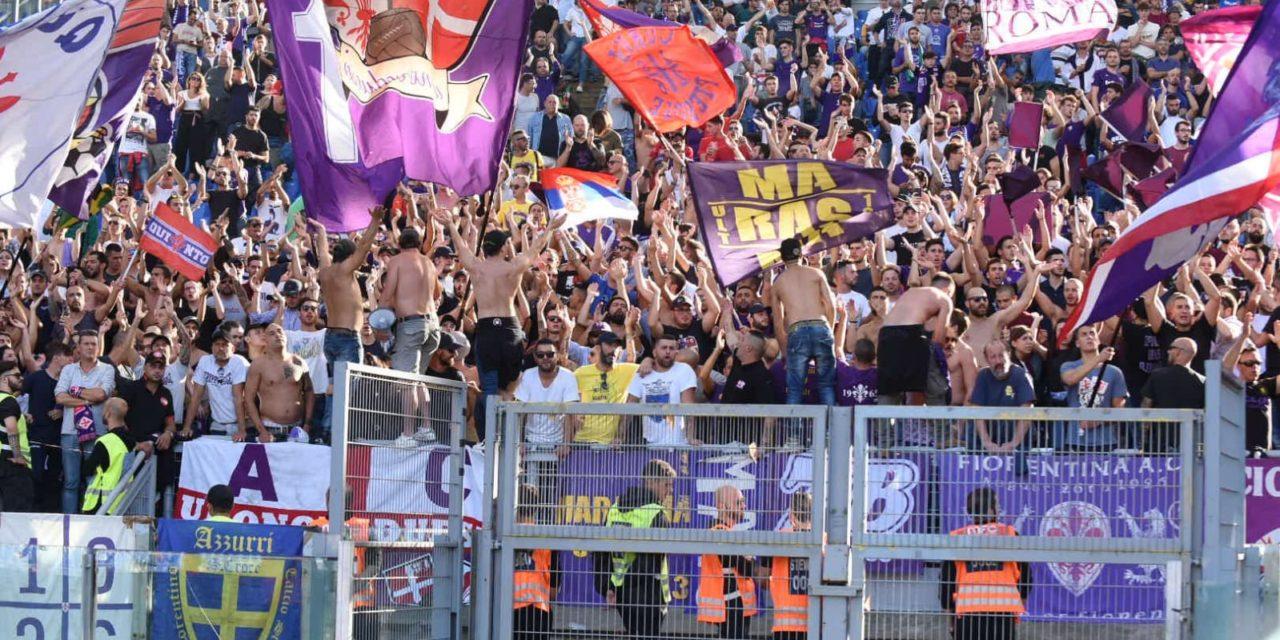 Più di 1500 tifosi viola hanno fatto il mini abbonamento per le prossime tre partite