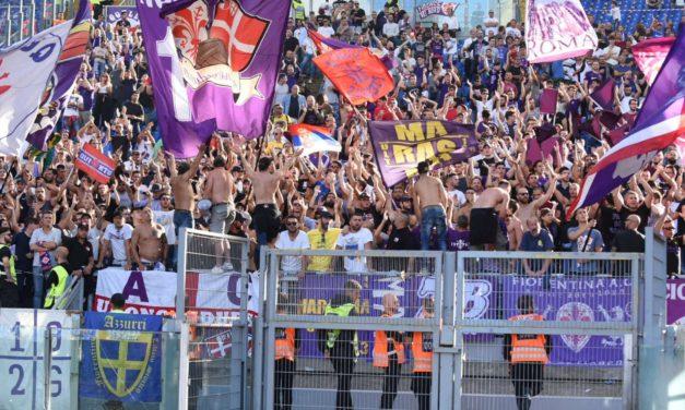Domani non ci sarà nè la Curva Fiesole nè l'associazione dei tifosi della Fiorentina all'allenamento a porte aperte