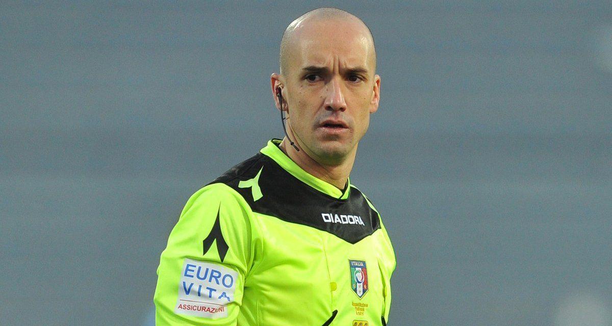 Torino-Fiorentina, arbitrerà Fabbri di Ravenna. Al VAR…