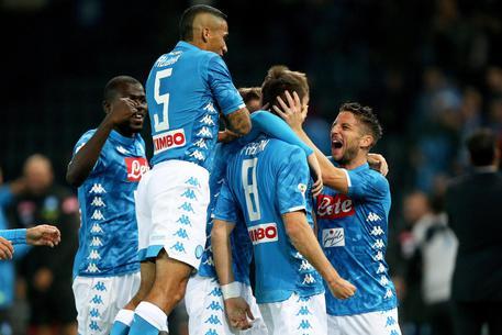 Una buona Udinese viene schiantata dal Napoli in casa 0-3
